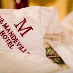 The Mandeville Hotel 4* Номер Jewel box с различными типами кроватей