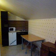 Гостевой дом Райский уголок Апартаменты с различными типами кроватей фото 7