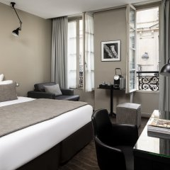 Отель Helios Opera Париж комната для гостей фото 6