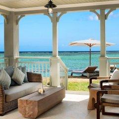 Отель The St. Regis Mauritius Resort 5* Люкс Beachfront grand с различными типами кроватей фото 8