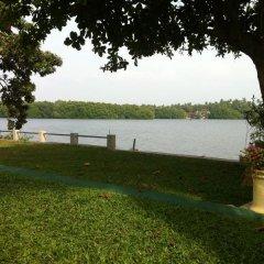 Отель Riverbank Bentota Берувела приотельная территория фото 2