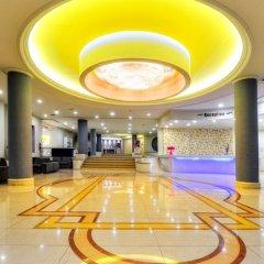 Отель Mareblue Cosmopolitan Hotel Греция, Родос - отзывы, цены и фото номеров - забронировать отель Mareblue Cosmopolitan Hotel онлайн интерьер отеля