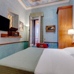 Hotel Amalfi 3* Стандартный семейный номер с различными типами кроватей фото 5