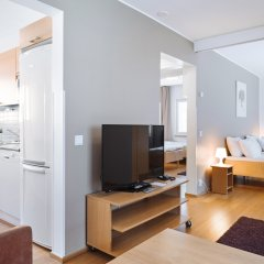 Отель RANTAPUISTO 4* Апартаменты фото 4