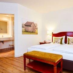 Отель Prinzregent München Германия, Мюнхен - отзывы, цены и фото номеров - забронировать отель Prinzregent München онлайн комната для гостей фото 4