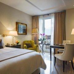 Palazzo Parigi Hotel & Grand Spa Milano 5* Представительский номер с различными типами кроватей