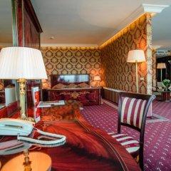 Гостиница SK Royal Москва 4* Люкс Ambassador с различными типами кроватей фото 2