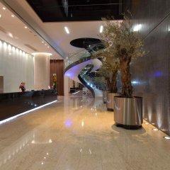 Отель Hilton Manchester Deansgate Манчестер интерьер отеля