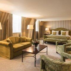 Hotel Dukes' Palace Bruges 5* Люкс повышенной комфортности с различными типами кроватей фото 7