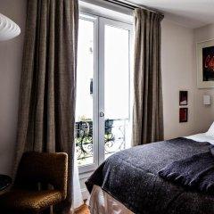 Отель Le Pigalle 4* Номер Pigalle 35 с различными типами кроватей фото 3