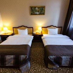 Гостиница Новомосковская комната для гостей фото 2