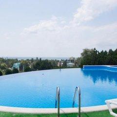 Гостиница Пансионат Золотая линия бассейн фото 2