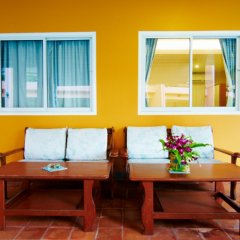Отель Peace Resort Pattaya балкон фото 2