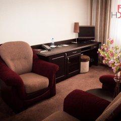 Отель Forum Plaza 4* Номер Luxe фото 4