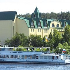 Гостиница Emmaus Volga Club фото 5