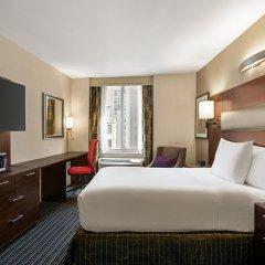 Отель DoubleTree by Hilton New York Downtown комната для гостей