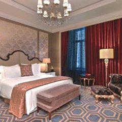 Гостиница The St. Regis Moscow Nikolskaya 5* Люкс Astor с различными типами кроватей фото 2