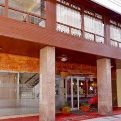 Отель Santa Catalina Испания, Ла-Корунья - отзывы, цены и фото номеров - забронировать отель Santa Catalina онлайн вид на фасад