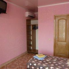 Мини-Отель Виктория Стандартный номер с различными типами кроватей фото 22