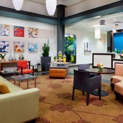 Отель Hilton Garden Inn Pittsburgh Downtown интерьер отеля