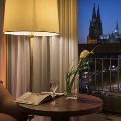 Maritim Hotel Koeln 4* Улучшенный номер с различными типами кроватей фото 2