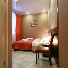 Elysium Hotel 3* Номер Комфорт с различными типами кроватей фото 18