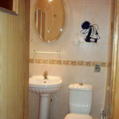 Yunus Emre Hostel Istanbul ванная