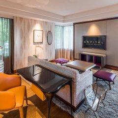 Отель Sofitel Singapore Sentosa Resort & Spa комната для гостей фото 9