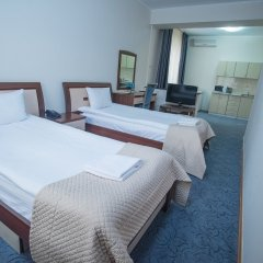 Отель Алма Алматы комната для гостей фото 6