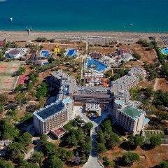 Отель Crystal Tat Beach Resort Spa пляж фото 3