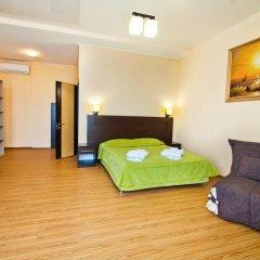 Гостиница Ателика Гранд Меридиан комната для гостей фото 7