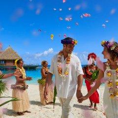 Отель Conrad Bora Bora Nui