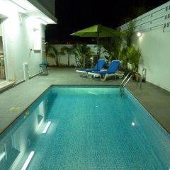 Отель Casa Bianca Кипр, Протарас - отзывы, цены и фото номеров - забронировать отель Casa Bianca онлайн бассейн фото 4