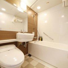 Отель Richmond Hotel Asakusa Япония, Токио - отзывы, цены и фото номеров - забронировать отель Richmond Hotel Asakusa онлайн ванная фото 2