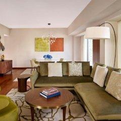 Отель Park Hyatt Zurich 5* Президентский люкс с различными типами кроватей фото 4