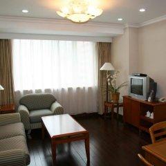 New Tianhe Hotel комната для гостей