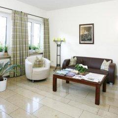 Hotel Biederstein am Englischen Garten комната для гостей фото 4