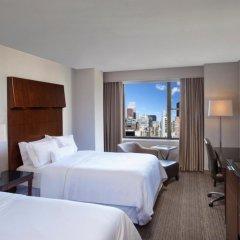 Отель Westin New York Grand Central 4* Стандартный номер с 2 отдельными кроватями