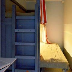 High Level Hostel сейф в номере