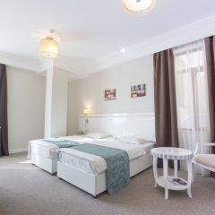 Отель Amber 4* Стандартный номер с 2 отдельными кроватями фото 2