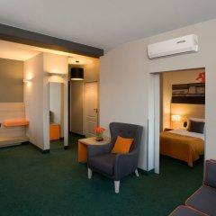 Отель MDM City Centre Польша, Варшава - 12 отзывов об отеле, цены и фото номеров - забронировать отель MDM City Centre онлайн комната для гостей фото 11