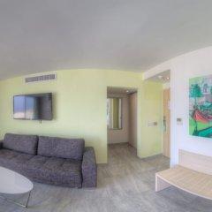 Hotel Santana 4* Люкс повышенной комфортности с различными типами кроватей
