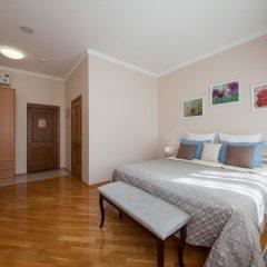 Гостиница ПолиАрт Номер Комфорт с двуспальной кроватью фото 9