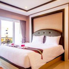 Отель New Nordic Marcus 3* Люкс с различными типами кроватей