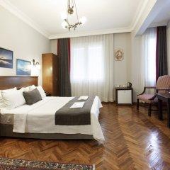 Бутик-отель Istanbul Queen Seagull Улучшенный номер с различными типами кроватей фото 3