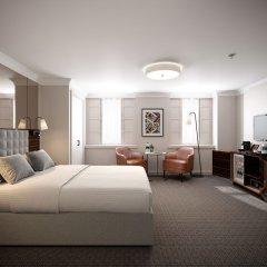 Strand Palace Hotel 4* Номер Делюкс с различными типами кроватей фото 4