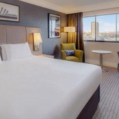 DoubleTree by Hilton Hotel Glasgow Central комната для гостей фото 3