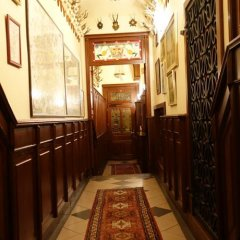 Отель Hormeda Чехия, Прага - отзывы, цены и фото номеров - забронировать отель Hormeda онлайн интерьер отеля