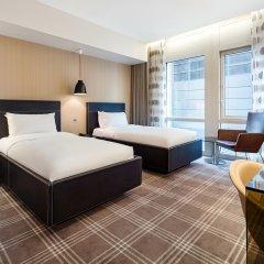 Отель Radisson Blu Edwardian New Providence Wharf 4* Улучшенный номер с различными типами кроватей фото 2