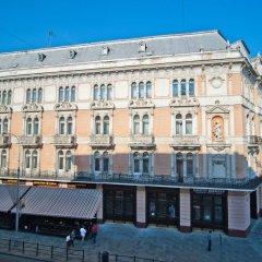 Гостиница Жорж Львов вид на фасад